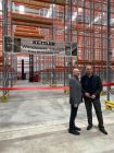Paul Bevington, Managing Director & John Newburn, Operations Manager at Kettler.
