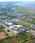 Sinclair�s new 50 acre growing media plant at Ellesmere Port