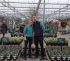 Emma Lamb and Will Clark - Barton Grange Garden Centre