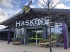 Haskins garden centre at Snowhill