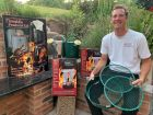 John Cartwright, MD of Fireside Products