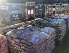 New Kelkay aggregate range merchandising at Plymouth Garden Centre.