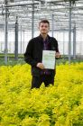 Kyle Ross Production Manager at Wyevale Nurseries