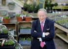 Nicholas Marshall, CEO of Dobbies Garden Centres