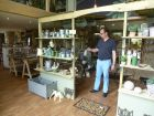 Michael Hall in the Potting Shed