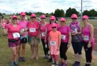Wyevale Nurseries - Race for Life