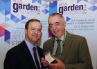 Neil Bragg receiving the  Pearson Medal from Adam Wigglesworth (HTA Vice President)