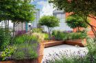 Garden by John Davies - winner of the Public or Commercial Space Award & The Grand Award